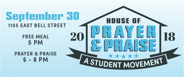 House of Prayer and Praise: A Student Movement