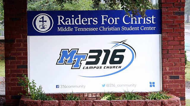 MT 316 Campus Church