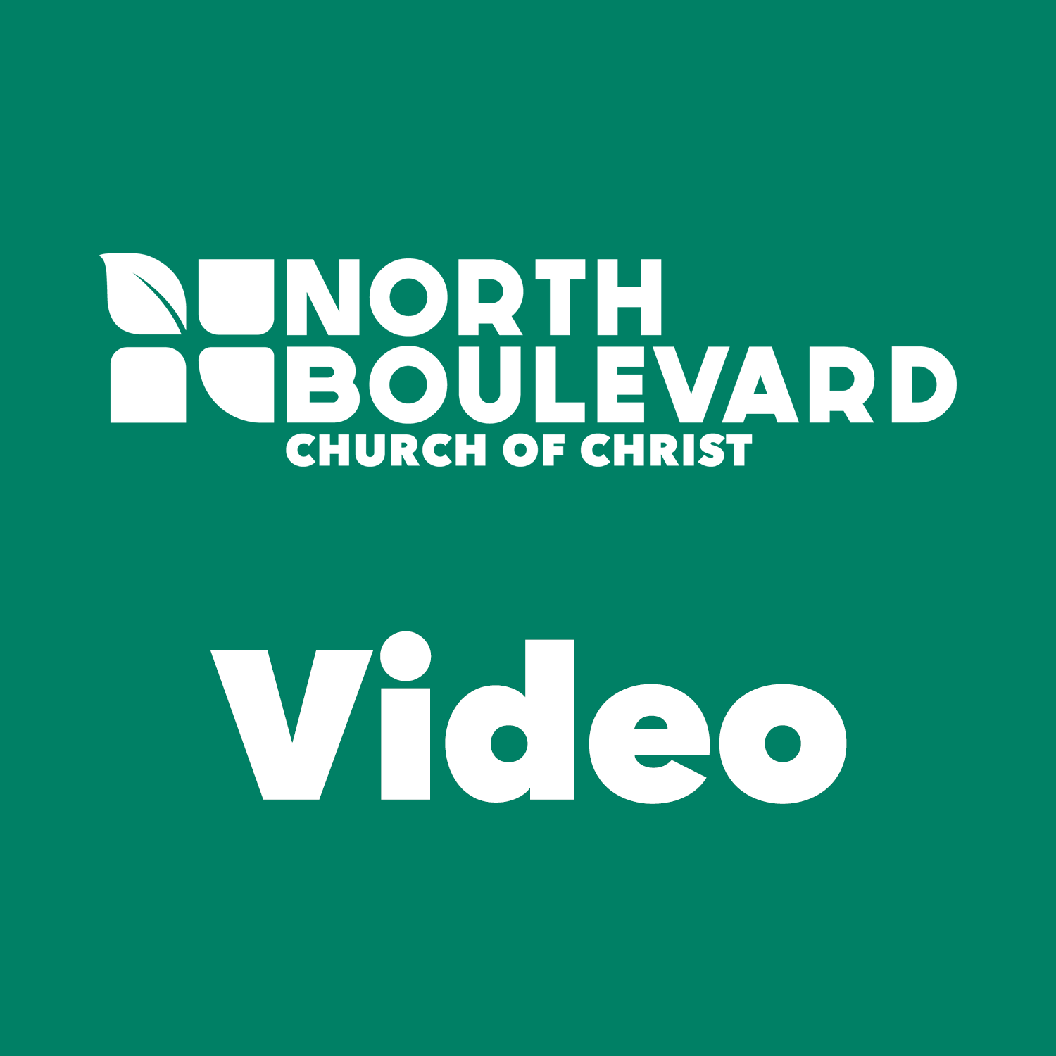 North Boulevard Church of Christ Sermons: Video