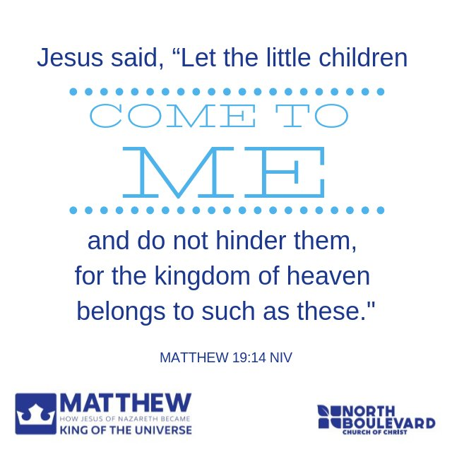 Matthew: Jesus - King of the Universe - Part 26