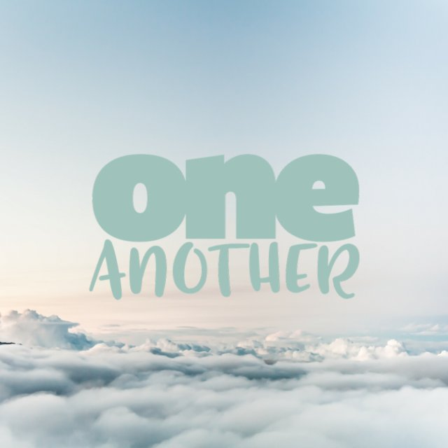 One Another: Week 5 - Forgive One Another