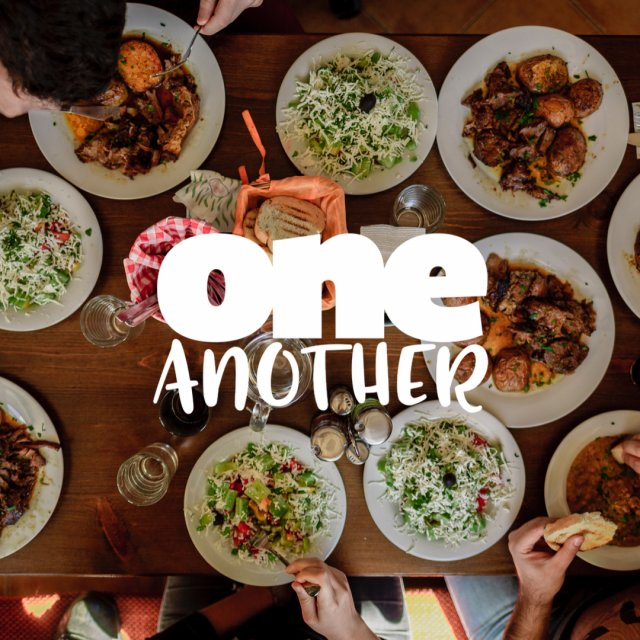 One Another: Week 3 - Offer Hospitality to One Another