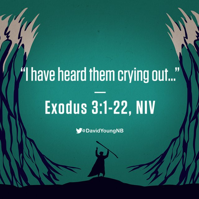 Exodus: God Hears Us
