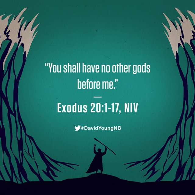 Exodus: God Trains Us