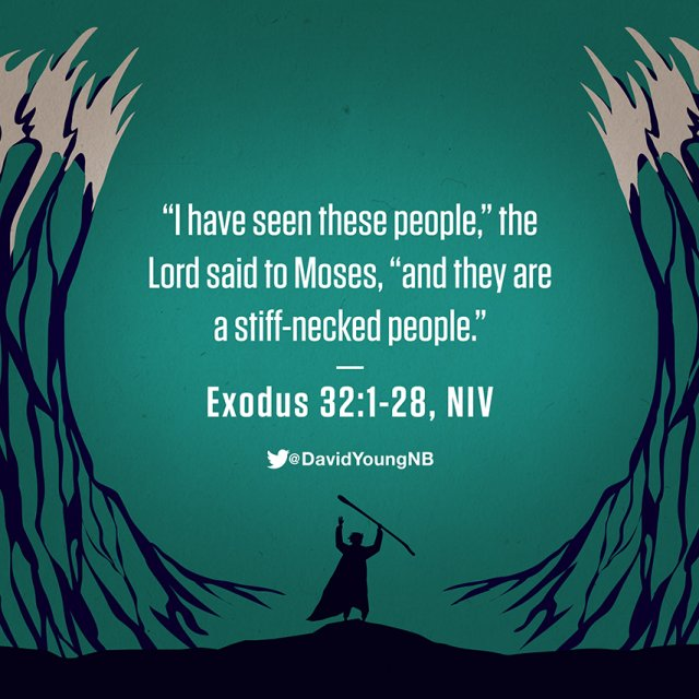 Exodus: God Disciplines Us