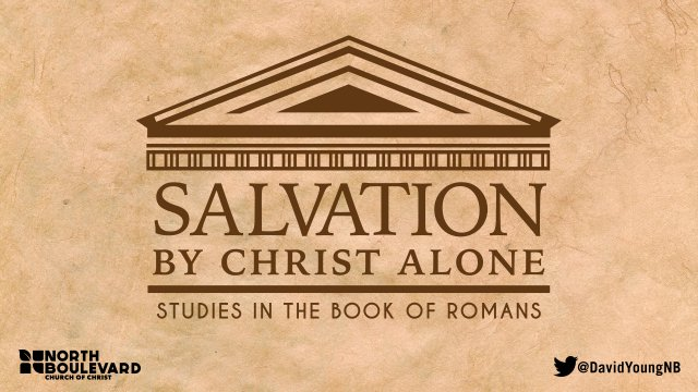 Salvation By Christ Alone