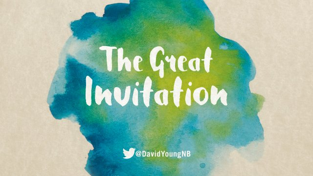 The Great Invitation