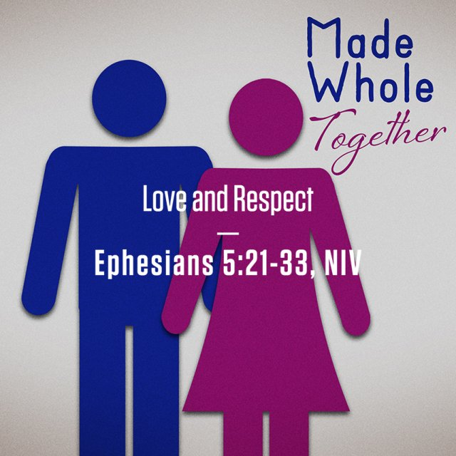 Made Whole Together: God's Good Gifts of Sex and Gender: Part 3
